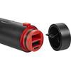 Knog PWR Rider Fietsverlichting incl. Powerbank 2200 mAh zwart